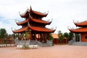 Thiền viện Trúc Lâm Phương Nam - Cần Thơ