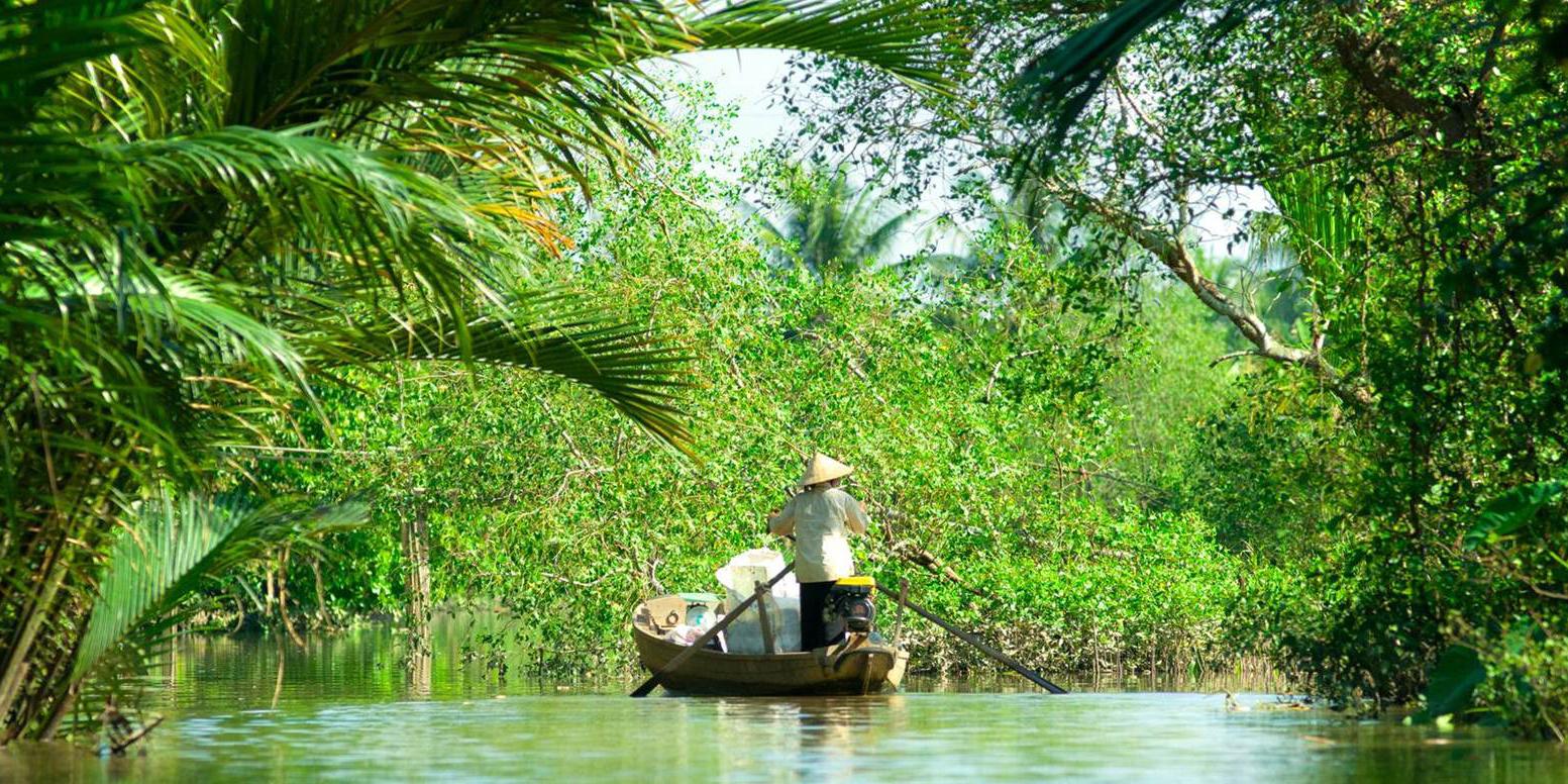 Văn hóa miền sông nước Cửu Long