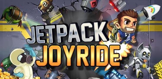 Jetpack Master Game
