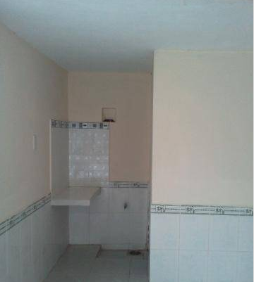 Phòng trọ có chỗ nấu ăn, nhà vệ sinh trong sạch sẽ.