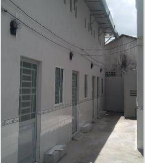 Nhà trọ hẻm 577 đường Ba Mươi Tháng Tư