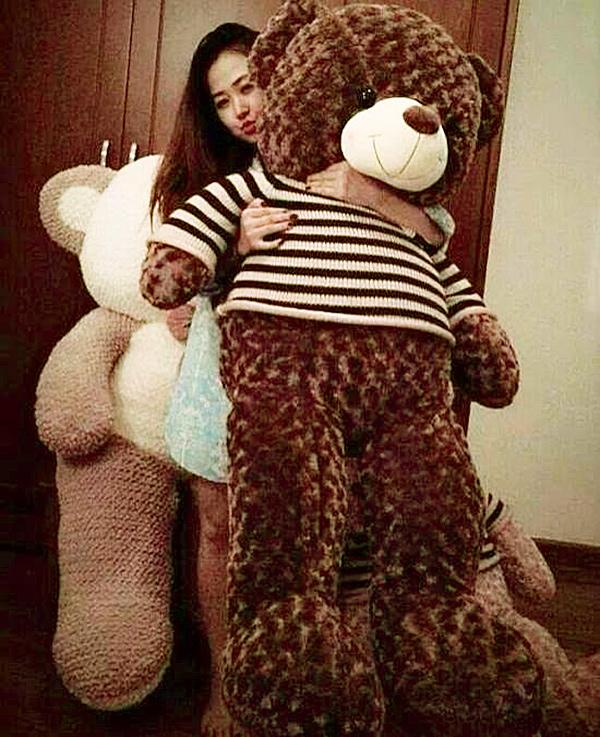 Gấu Teddy Cần Thơ – Gấu bông Cần Thơ