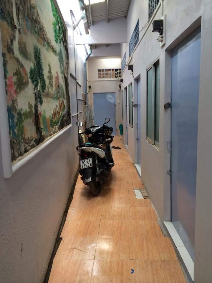 Nhà trọ Cô Liên hẻm Bệnh viện da liễu