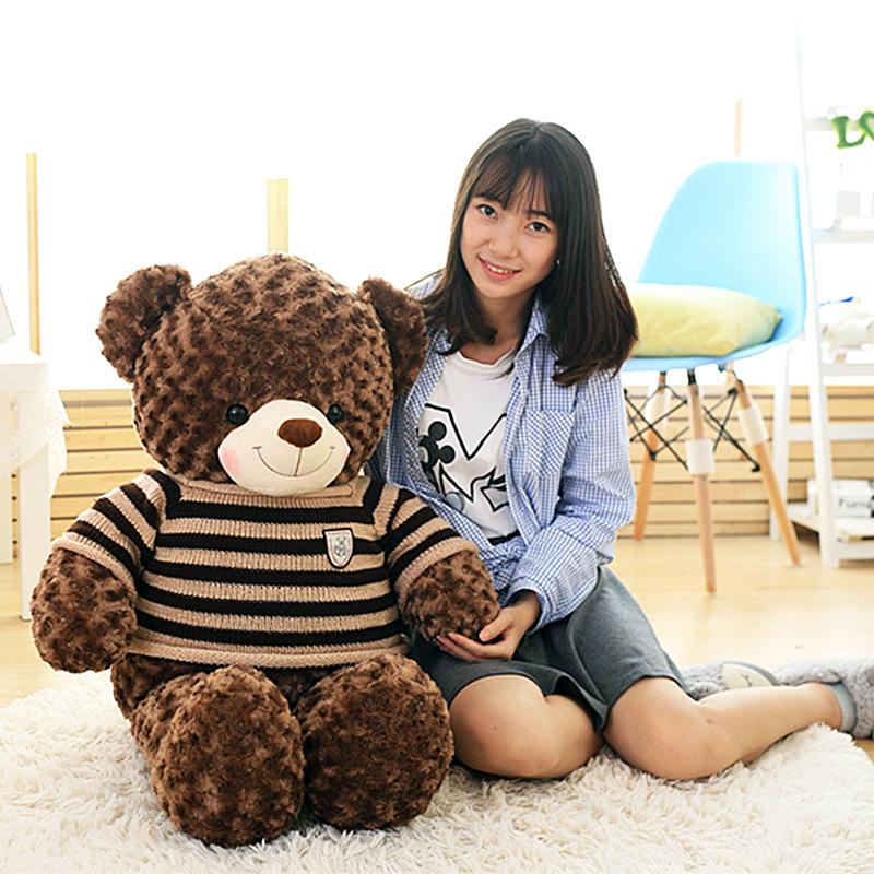 Size 3 (khổ 1.4m – cao 1.2m) - Gấu Teddy Socola