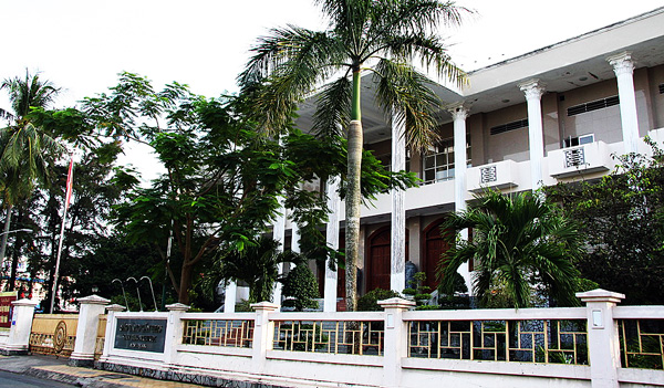 Viếng Bảo tàng Thành phố Cần Thơ