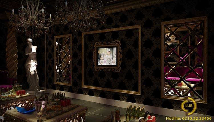 Phòng Luxury CClub - Karaoke Cần Thơ