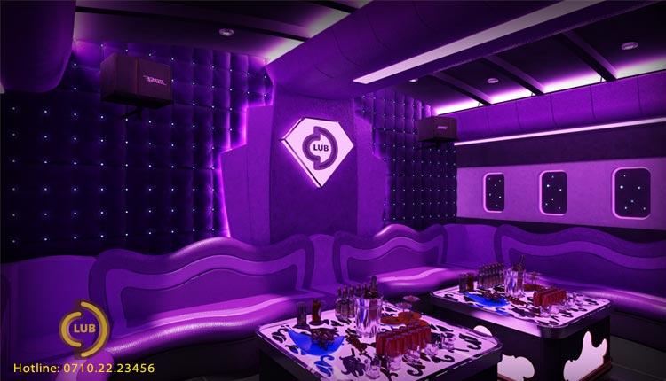 Phòng Boeing CClub - Karaoke Cần Thơ