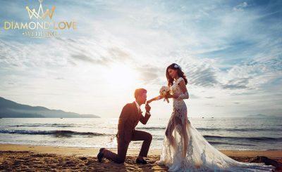 Studio chụp hình cưới Diamond Love Wedding
