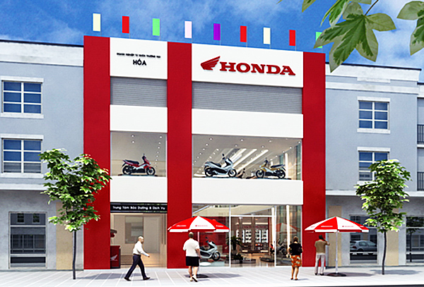 Head Honda Hóa Cần Thơ
