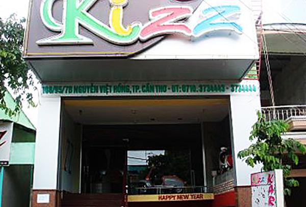 Karaoke Kizz Nguyễn Việt Hồng - Cần Thơ