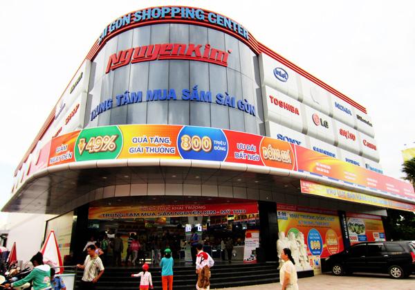 Trung tâm Nguyễn Kim Cần Thơ