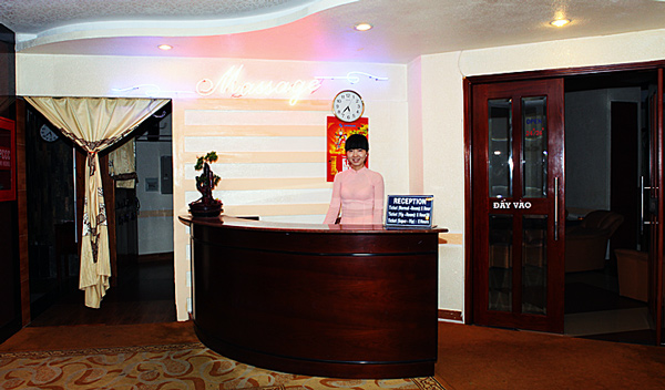 Dịch vụ Masage Ninh Kiều 2 Hotel