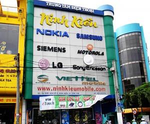 Viễn thông Ninh Kiều - Ninh Kiều Mobile Cần Thơ
