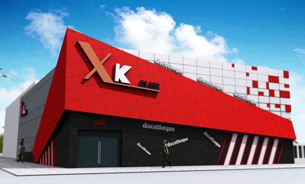 XK club - Vũ trường Cần Thơ