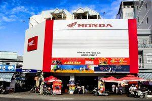 Honda Hồng Đức Cần Thơ