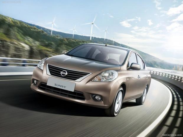 Đánh giá xe Sunny - Mẫu xe sedan bán chạy nhất Nissan