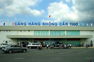 Cảng hàng không Quốc tế - Sân bay Cần Thơ