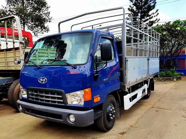 Xe tải Ngọc Phú - Vận tải Cần Thơ