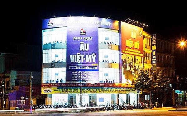Trung tâm anh ngữ Cần Thơ - Âu Việt Mỹ
