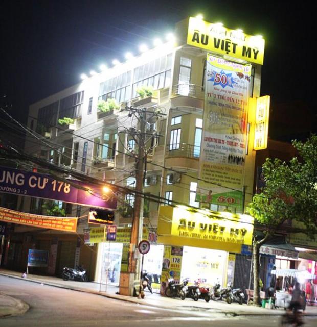 Trung tâm Anh ngữ Âu Việt Mỹ Cần Thơ