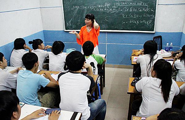Trung tâm luyện thi đại học Diệu Hiền