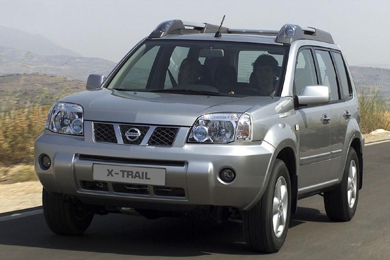 Nissan dòng Xtrail - Nissan Cần Thơ