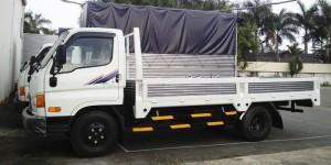 Xe tải chở thuê Cà Mau