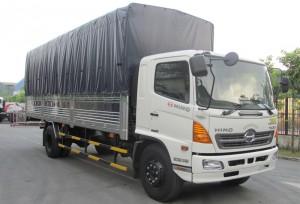 Xe tải chở thuê Bạc Liêu