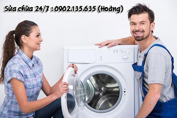 Bảo trì, vệ sinh, sửa chữa máy giặt tận nhà ở Cần Thơ.