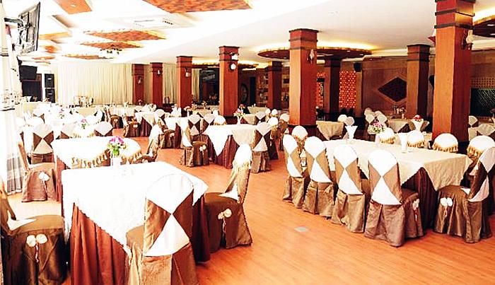 Nhà hàng - Hội trường - Tiệc cưới Cửu Long Cần Thơ