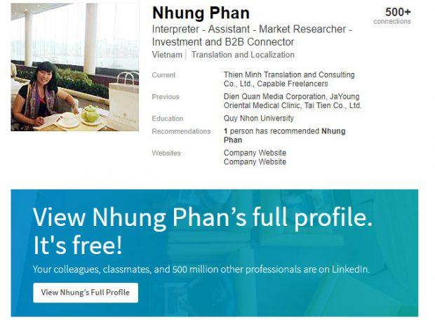 Thien Minh TC's Leader