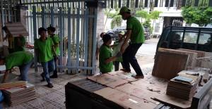 Dịch vụ vệ sinh sau xây dựng Cần Thơ - Vệ sinh Gia Nguyễn
