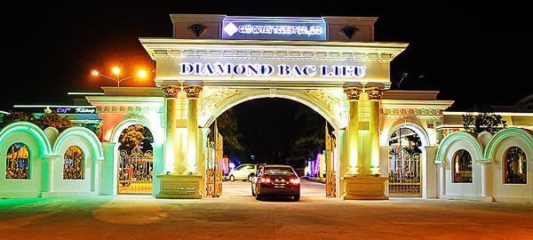 Trung tâm Hội nghị - Tiệc cưới Diamond Bạc Liêu