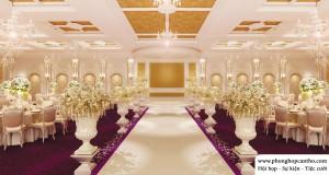 Trung tâm Hội Nghị - Tiệc cưới Cần Thơ - Nhà hàng Hoàng Tử