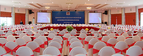 Cho thuê hội trường Kiên Giang