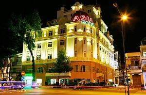 Khách sạn Á Châu - Asian Hotel Cần Thơ