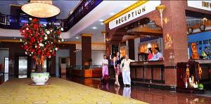 Tổ chức hội nghị ở Best Hotel Cà Mau