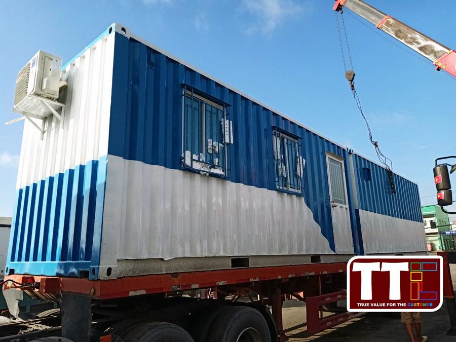 Chuyên cho thuê, vận chuyển Container tại Cần Thơ & Miền Tây
