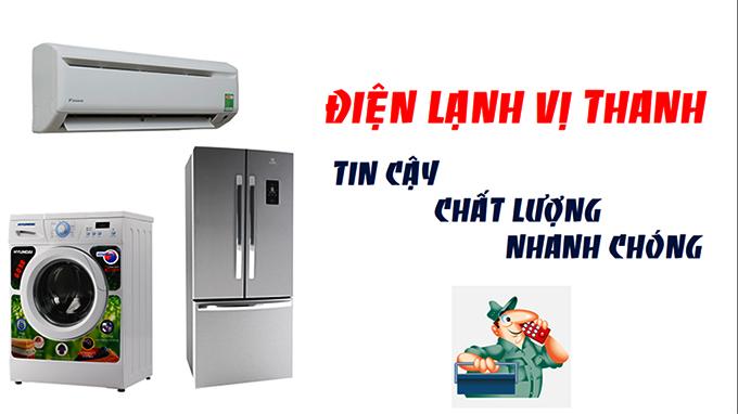 Điện lạnh Vị Thanh