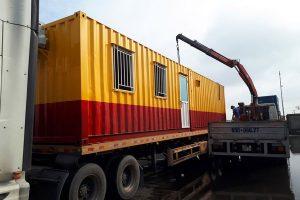 Kinh nghiệm chọn mua Container - Sơ mi rơ móc