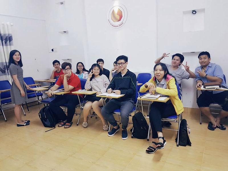 Komorebi tự hào với lớp học thân thiện, trang thiết bị hiện đại - trung tâm ngoại ngữ-Nhật ngữ Komorebi