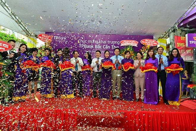 TPBank Bắc Cần Thơ hỗ trợ khách hàng Cần Thơ & Miền Tây