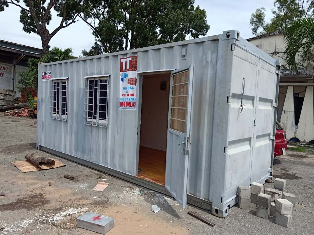 Kinh nghiệm chọn mua container