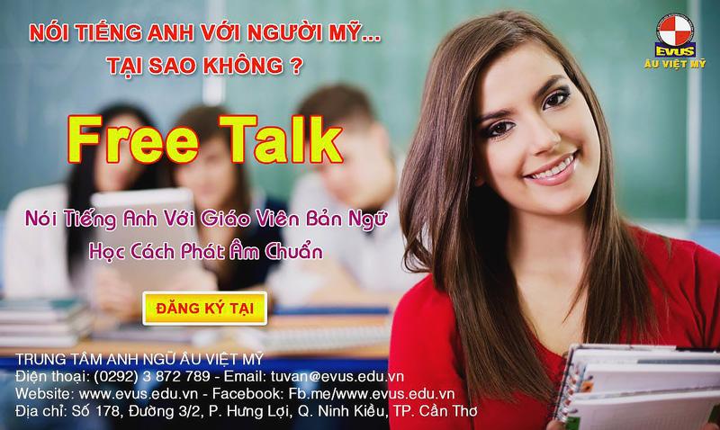 Anh ngữ Âu Việt Mỹ - tự tin giao tiếp trong vòng 3 tháng - Học Anh văn giao tiếp