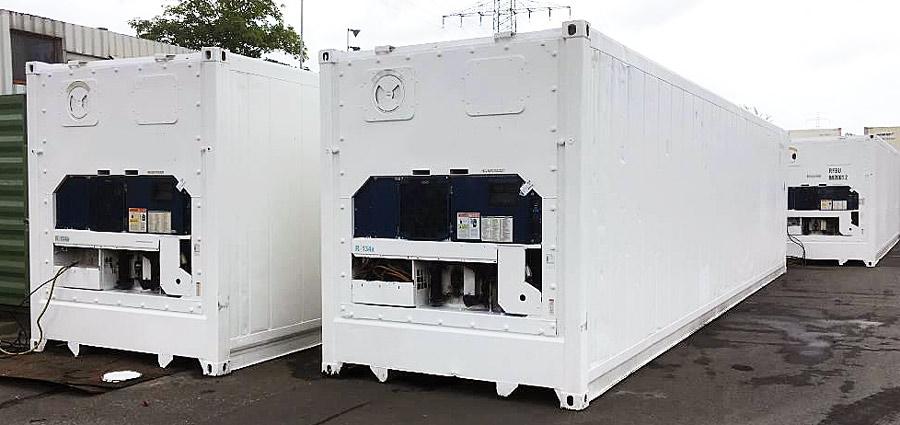 Mua bán & cho thuê container lạnh tại Cà Mau