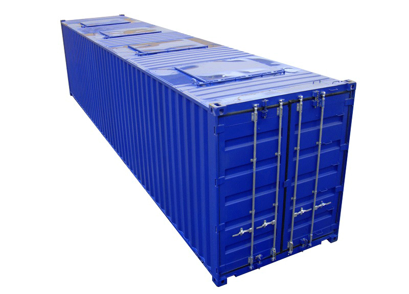 Container hàng rời - Container Cà Mau