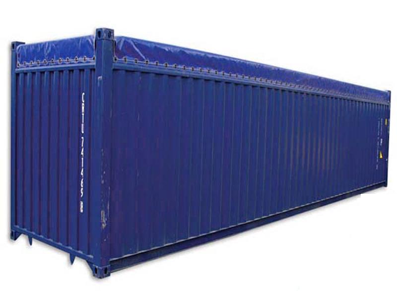 Container mở nóc - Container Cà Mau