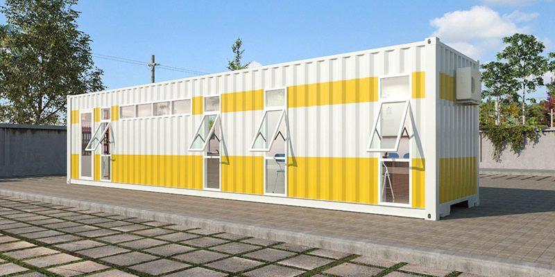 Container nhà - Container Cà Mau