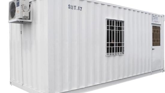 Sơ mi rơmoóc An Giang - Container An Giang: Mua ở đâu?
