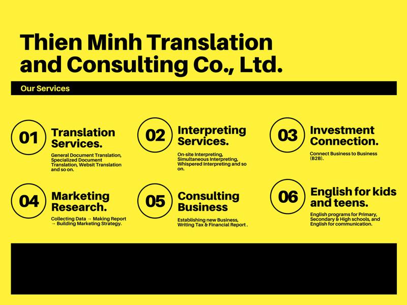 Translator and Interpreter in Ca Mau